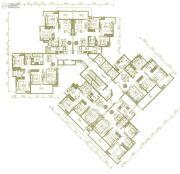 广州亚运城89--137平方米户型图