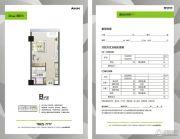 绿地江西金融产业园0室0厅0卫42平方米户型图