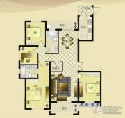 宏博锦园 高层0室0厅0卫154平方米户型图