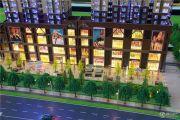 双发东城印象沙盘图