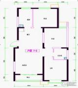 上上城青年社区二期3室0厅0卫112平方米户型图