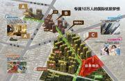 升龙天汇广场交通图