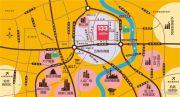 133世界广场交通图
