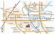 中锴・华章交通图