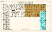 红星国际广场1室1厅1卫0平方米户型图