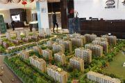 中国铁建青秀城沙盘图