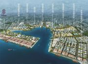 幸福港湾二期交通图