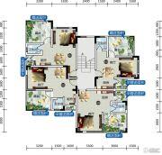 云溪温泉国际旅游度假区1室1厅1卫45平方米户型图