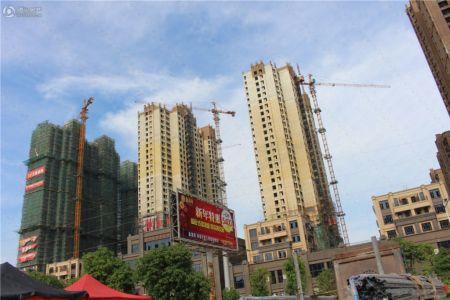 霞浦富地中央城