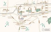悦青蓝交通图