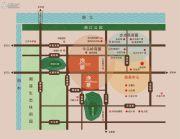 万通逸城交通图