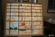 富地・朗城规划图
