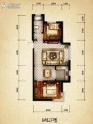 盛世温泉嘉苑0室0厅0卫85平方米户型图