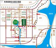 龙泉丽景交通图