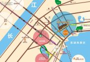 金地自在城规划图