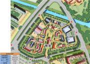 武汉绿地城规划图