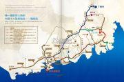 保利海陵岛交通图