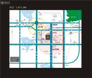 红枫金座交通图