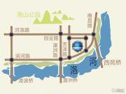 富地蓝泊湾规划图