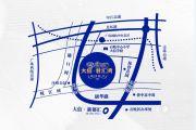 大信君汇湾交通图