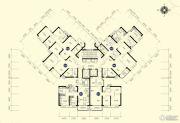 恒大名都3室2厅1卫89--97平方米户型图
