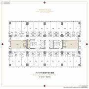 东二环泰禾广场2期1室1厅1卫40--1600平方米户型图