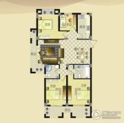 宏博锦园 高层0室0厅0卫144平方米户型图