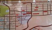 汉林华府交通图