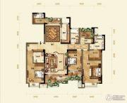 紫御江山5室2厅3卫0平方米户型图