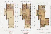 大港御景新城2室2厅2卫142平方米户型图