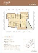 联康城4室2厅3卫145--160平方米户型图