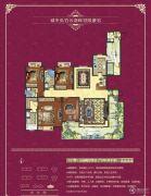 随州水郡世家5室2厅4卫216平方米户型图
