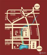浩创梧桐郡交通图