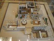 恒裕滨城二期4室2厅2卫165平方米户型图