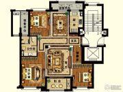 长峙岛・香芸园3室2厅1卫112平方米户型图