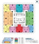 南沙万达广场39--83平方米户型图
