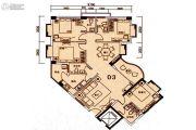 东方雅居4室2厅4卫0平方米户型图