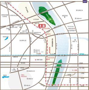 洲岛长滩规划图