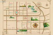 英郡年华国际社区交通图