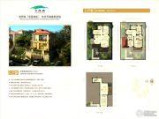 太阳山国际生态旅游休闲度假社区237平方米户型图