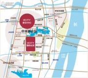 纽宾凯汉city国际社区交通图