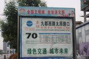 中弘中央广场交通图