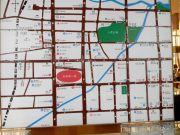 天鹅第一城交通图