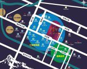 华芝御景城交通图