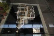 保利华润紫云3室2厅2卫99平方米户型图