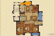 长峙岛・香芸园4室2厅2卫177平方米户型图