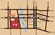 �|方米兰国际城交通图