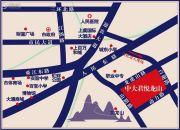 中大君悦龙山交通图