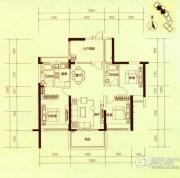 阳光圣菲1室1厅1卫0平方米户型图