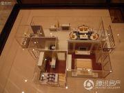 华润国际社区2室2厅1卫0平方米户型图